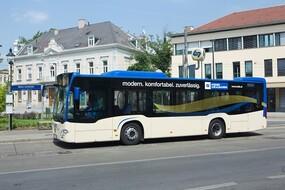 Seitenansicht Citybus Baden