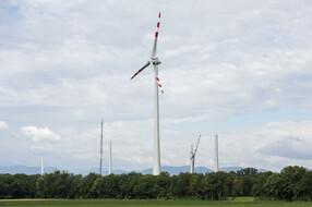 Windpark_Pottendorf_Bau