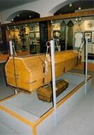 Bestattungsmuseum Wien, Sparsarg
