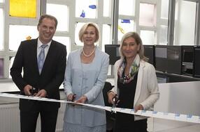 Eröffnung WIPARK-Leitstand