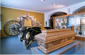 Bestattungsmuseum der Bestattung Wien