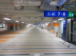 Garage Hauptbahnhof Wien