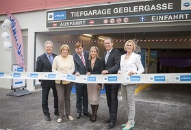 Eröffnung Garage Geblergasse