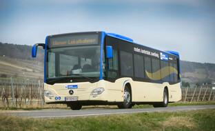Neuer Bus für WLB - Mercedes Citaro Ü