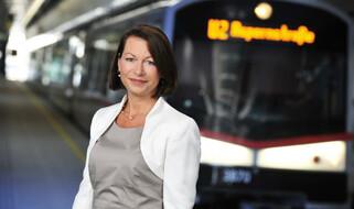 Geschäftsführerin Alexandra Reinagl